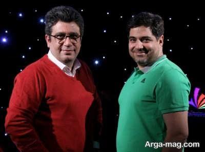 عکسی متفاوت از رضا رشید پور