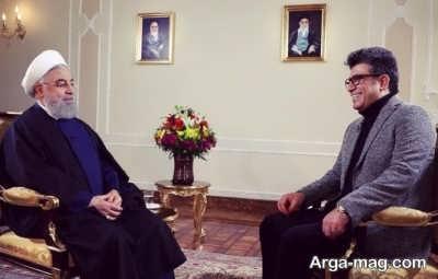 مصاحبه رشید پور با روحانی