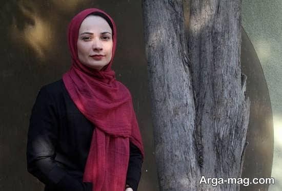 نسرین نصرتی بازیگر خوب