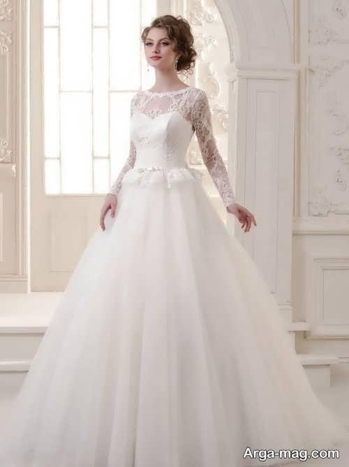 مدل لباس عروس شیک و جدید 97