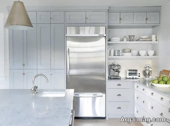دکوراسیون زیبای آشپزخانه