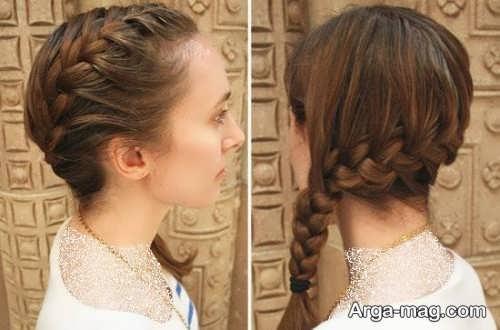 آرایش موی زیبا و شیک