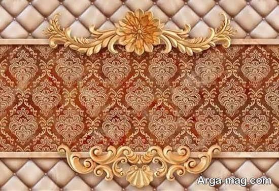 جدیدترین کاغذ دیواری کلاسیک