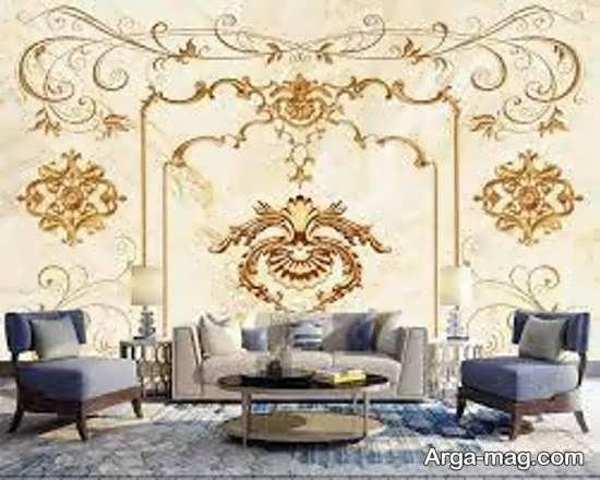 پوستر دیواری کلاسیک جذاب