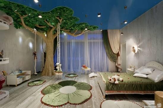 طراحی عالی اتاق کودک