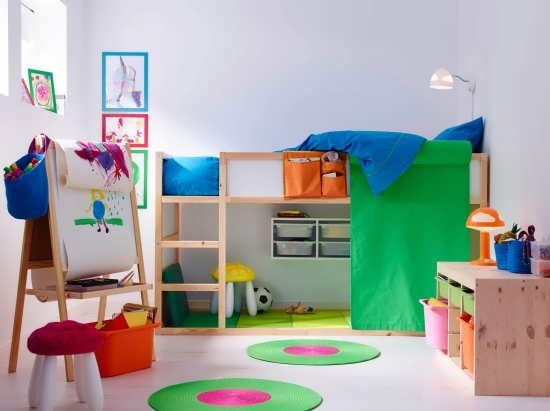 خلاقیت برای اتاق کودک با طرح های زیبا