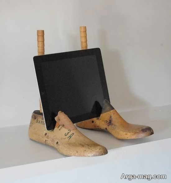 استفاده از مفید از کفش کهنه