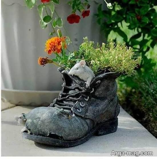 گلدان کفشی