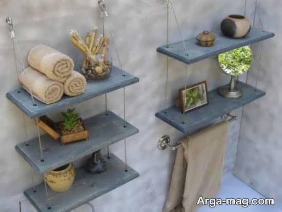 تزیین دیوار حمام عروس