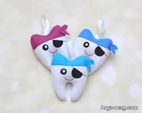 خلاقیت جالب دندان