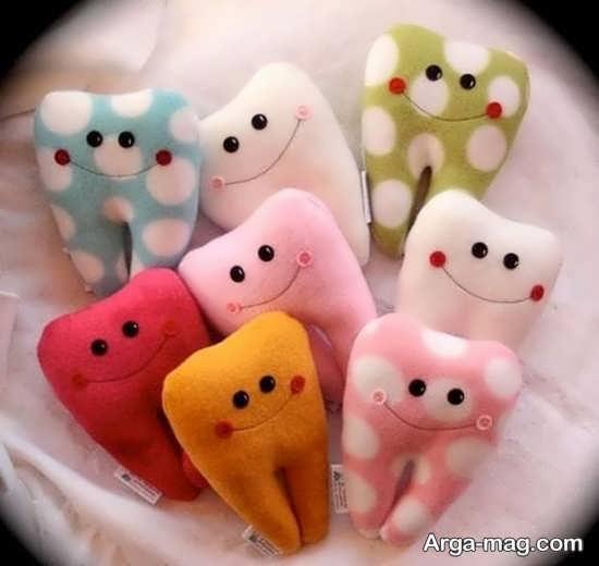 خلاقیت دندان
