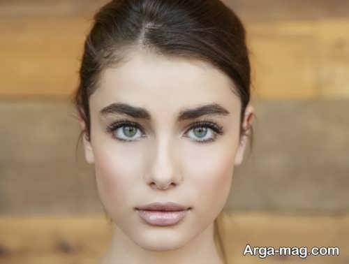 مدل ابرو زنانه زیبا و شیک