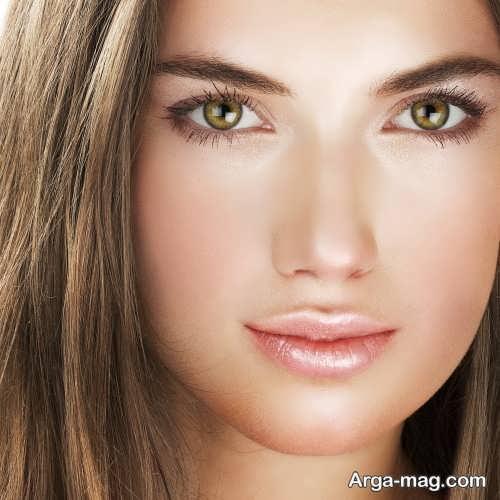 مدل ابروی شیک و زیبا