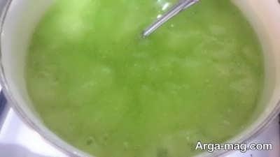 باسلوق میوه ای