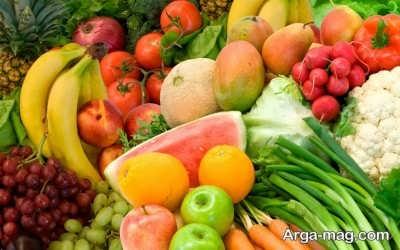 خوردن میوه برای رفع مشکل روده