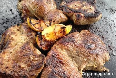 طرز تهیه کباب یونانی