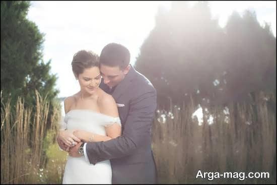 استایل متفاوت عروس و داماد