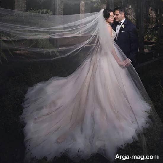 عروس و داماد با استایل متفاوت