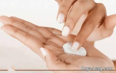 نحوه درمان برای حساست پوست دست