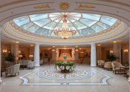 تصاویری از هتل های لوکس جهان