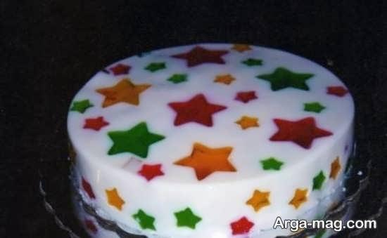 Jelly Decoration with Gummi candy 23 - ۲۵ روش تزیین ژله با پاستیل که دسر شما را جذاب تر می کنند