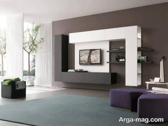 دیزاین شیک میز تلویزیون