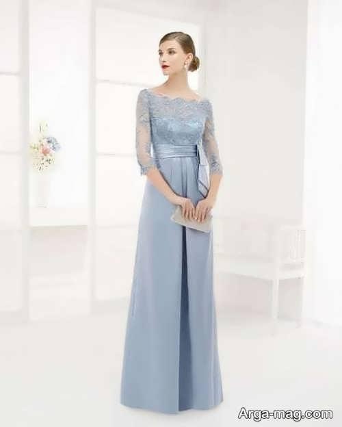 مدل لباس مجلسی شیک و زیبا گیپور