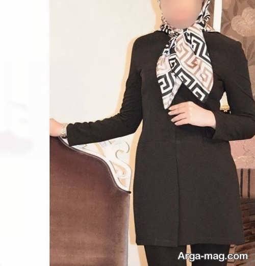 مدل مانتو کتی مجلسی دخترانه