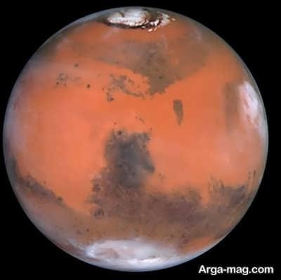امکان زندگی در سیاره سرخ