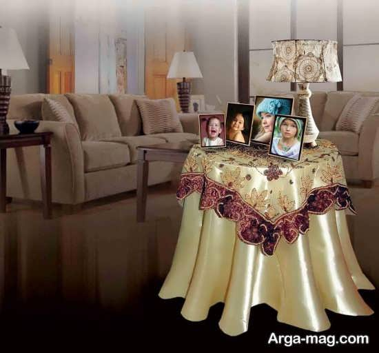 میز یادگاری زیبا