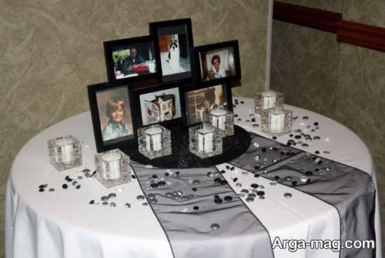طراحی عالی میز یادگاری