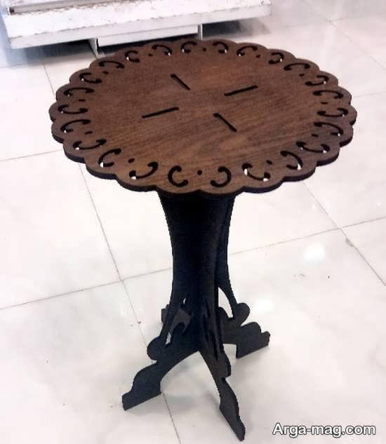 میز خاطره طرحدار