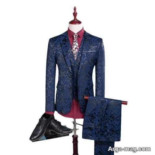 Mens suit projects 14 - اگر به کت و شلوار طرح دار علاقه مند هستید مشاهده این مدل ها را از دست ندهید