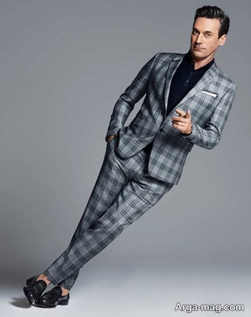 Mens suit projects 16 - اگر به کت و شلوار طرح دار علاقه مند هستید مشاهده این مدل ها را از دست ندهید