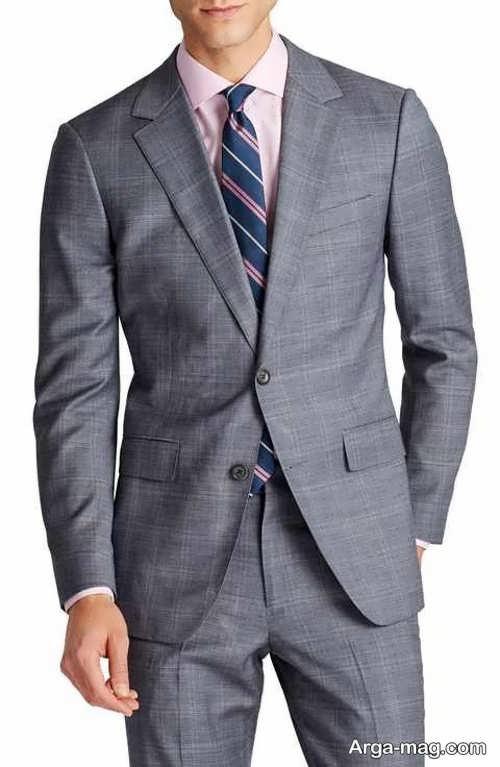 Mens suit projects 22 - اگر به کت و شلوار طرح دار علاقه مند هستید مشاهده این مدل ها را از دست ندهید
