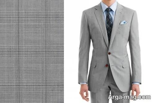 Mens suit projects 3 - اگر به کت و شلوار طرح دار علاقه مند هستید مشاهده این مدل ها را از دست ندهید