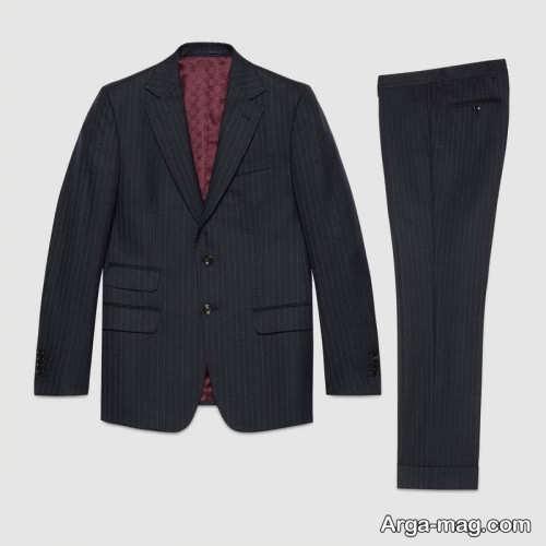 Mens suit projects 6 - اگر به کت و شلوار طرح دار علاقه مند هستید مشاهده این مدل ها را از دست ندهید