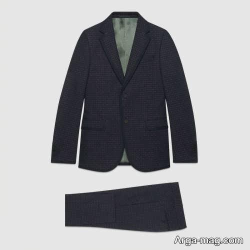 Mens suit projects 8 - اگر به کت و شلوار طرح دار علاقه مند هستید مشاهده این مدل ها را از دست ندهید