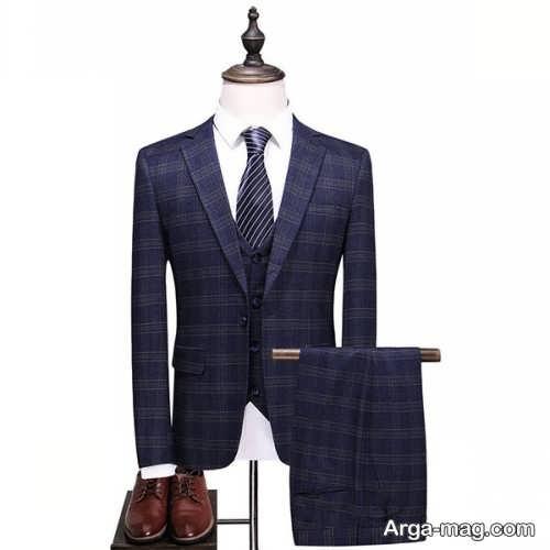 Mens suit projects 9 - اگر به کت و شلوار طرح دار علاقه مند هستید مشاهده این مدل ها را از دست ندهید