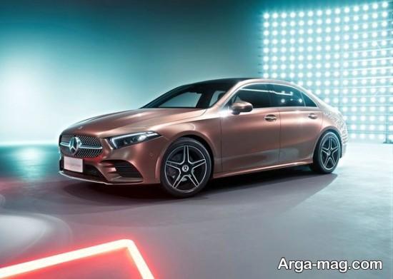 Mercedes Benz 2 - مرسدس بنز A کلاس سدان رونمایی شد