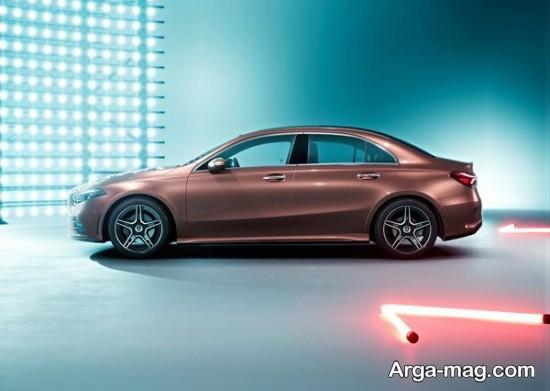 Mercedes Benz 3 - مرسدس بنز A کلاس سدان رونمایی شد