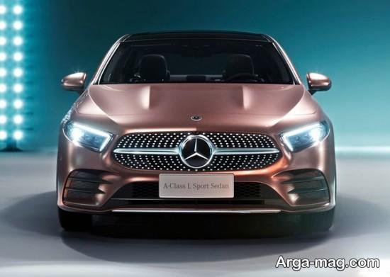 Mercedes Benz 5 - مرسدس بنز A کلاس سدان رونمایی شد