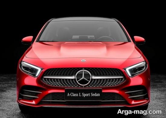 Mercedes Benz 7 - مرسدس بنز A کلاس سدان رونمایی شد