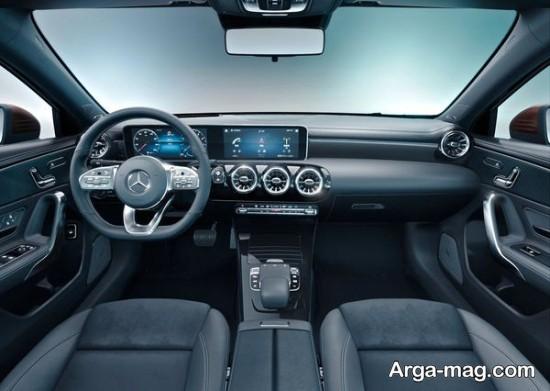 Mercedes Benz 8 - مرسدس بنز A کلاس سدان رونمایی شد