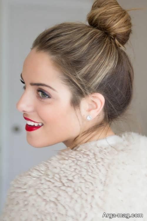 New hairstyles for girls 10 - آرایش موی جدید دخترانه مخصوص مهمانی های مهم