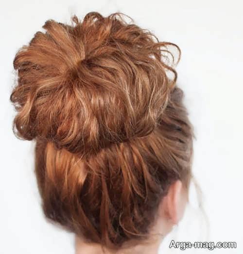 New hairstyles for girls 11 - آرایش موی جدید دخترانه مخصوص مهمانی های مهم
