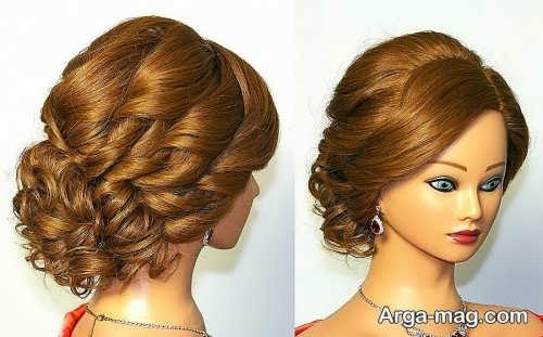 New hairstyles for girls 14 - آرایش موی جدید دخترانه مخصوص مهمانی های مهم