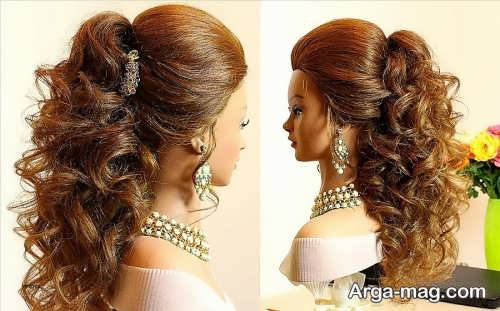 New hairstyles for girls 15 - آرایش موی جدید دخترانه مخصوص مهمانی های مهم