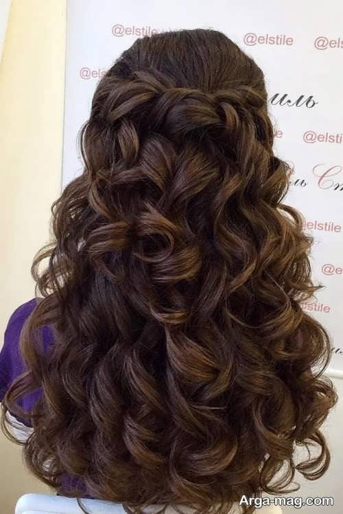 New hairstyles for girls 16 - آرایش موی جدید دخترانه مخصوص مهمانی های مهم