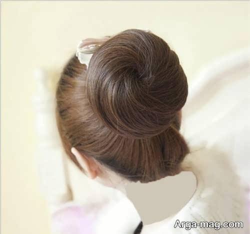 New hairstyles for girls 17 - آرایش موی جدید دخترانه مخصوص مهمانی های مهم